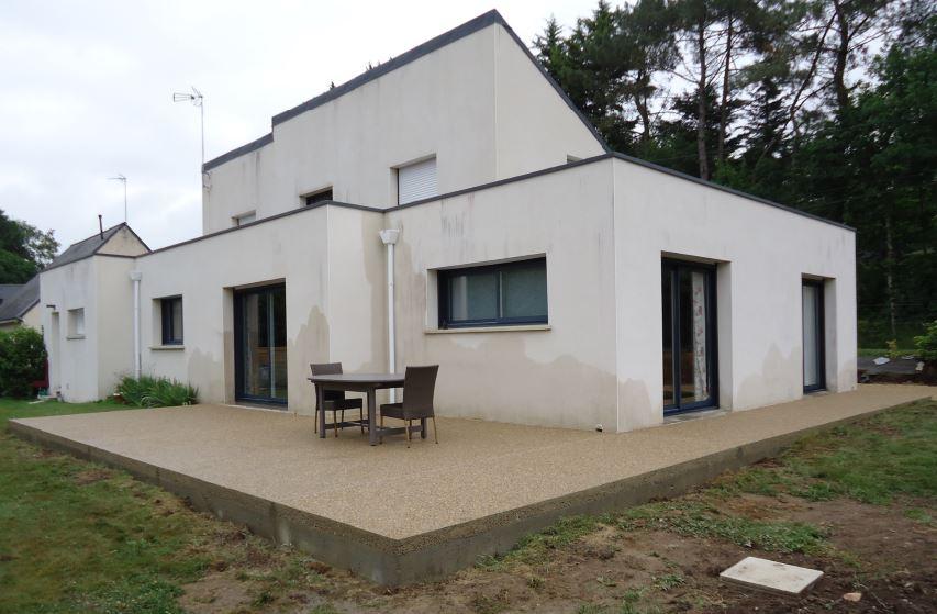 B ton d sactiv - Refection terrasse beton ...